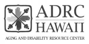 ADRC Hawaii - Aging and Disability Resource Center Logo - Hawaii SHIP