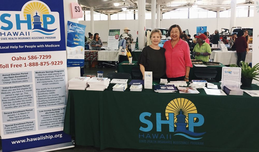 Exhibitor - Hawaii SHIP Volunteers