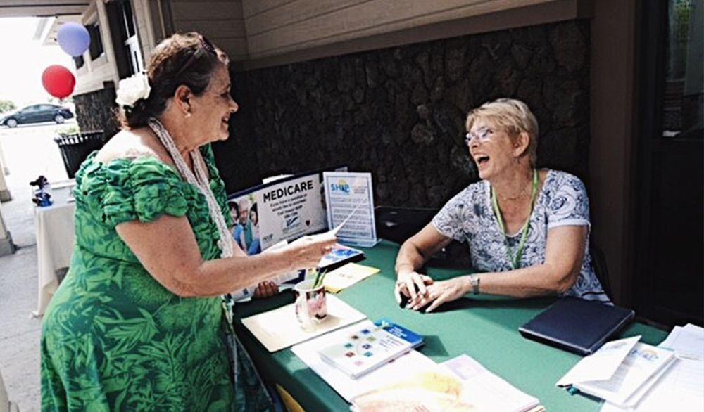 Information Distributor - Hawaii SHIP Volunteers